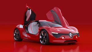 Historie Renault