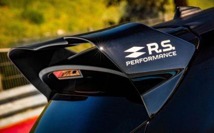 Renault introduceert R.S. Performance Parts