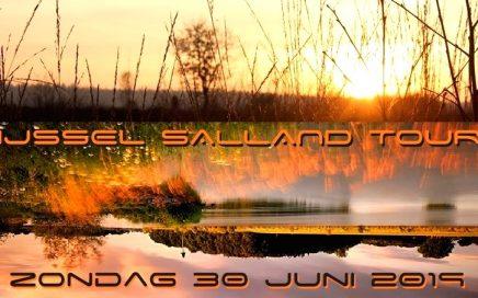Toertocht IJssel Salland